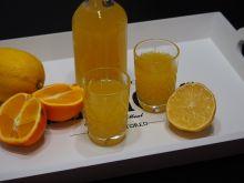 Cytrynówka z pomarańczami