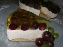 Cytrynowo- winogronowy deser