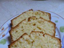 Cytrynowy keks.
