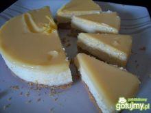 cytrynowy serniczek bez pieczenia