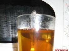 Czarna herbata z ananasem