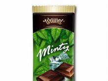 Czekolada nadziewana Minty