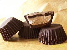 Czekoladki z kakaowym nadzieniem