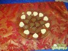 Czekoladki z polewy czekoladowej