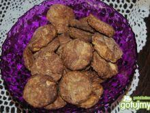 Czekoladowe ciasteczka - na jeden kęs