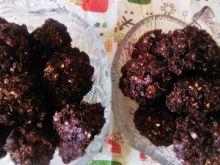 Czekoladowe ciasteczka owsiane