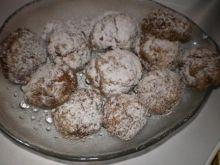 Czekoladowe ciasteczka truflowe