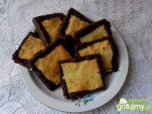 Czekoladowe ciasteczka wg Bożeny