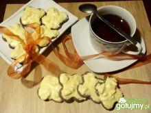 Czekoladowe ciasteczka z pianką
