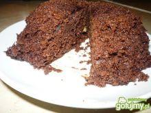 Czekoladowe ciasto z mikrofalówki
