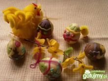 Czekoladowe jajeczka