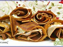 Czekoladowe naleśniki z serem wg Zewy
