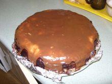 czekoladowy torcik nalesnikowy