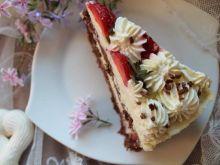 Czekoladowy tort Stasia