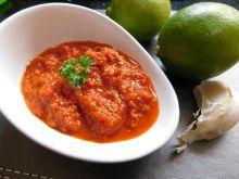 Czerwona pasta curry łagodna