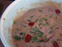 Czerwony sos chilli do grilla