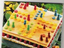 Czlowieku nie irytuj sie-tort