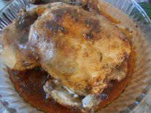 Czosnkowo-tymiankowy kurczak