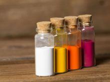 Barwniki naturalne i syntetyczne