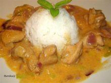 Czyszczenie lodówki czyli szybkie curry