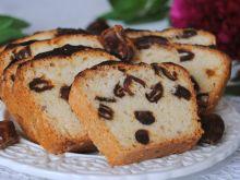 Daktylowy keks -szybki w przygotowaniu