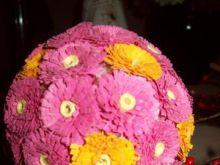 Dekoracja kwiatowa - rękodzieło