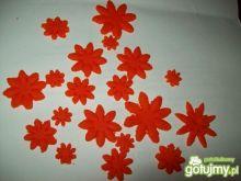 Dekoracyjne kwiatuszki