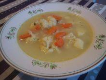 Delikatna bezmięsna zupa jarzynowa