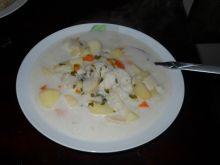 Delikatna zupa kalafiorowa bdb