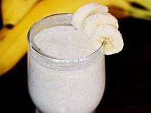 Deser bananowy z chia
