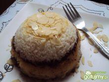 Deser jabłkowo- ryżowy