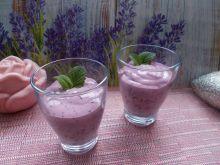 Deser jogurtowy z miodem