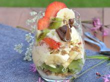 Deser lodowo-owocowy
