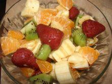 Deser owocowy z kiwi