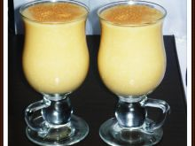 Deser ryżowo - pomarańczowy