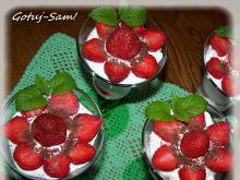 Deser truskawkowy dla dorosłych