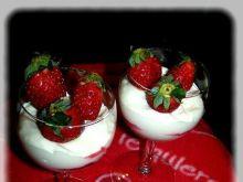 Deser truskawkowy wg jaNina