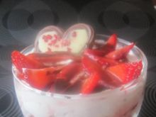 Deser truskawkowy wg Joli