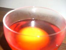 Deser z brzoskwini