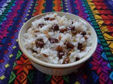 Deser z płatków ryżowych
