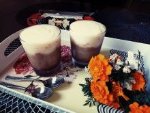 Deser kawowo - grysikowy