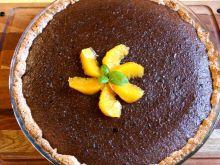 Deserowa tarta bakłażanowo-cukiniowa