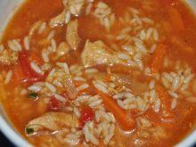 Diabelska zupa pomidorowa
