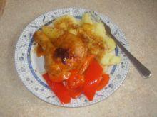 Diabelski kurczak Pocztylionka