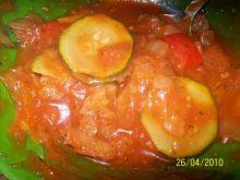 dietetycna potrawka kapuściana aLa leczo