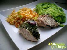 Dietetyczna pierś kurczaka