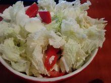 Dietetyczna sałatka na kolację