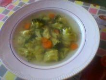 Dietetyczna zupa brokułowa