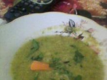Dietetyczna zupa krem z brokułów