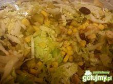 Dietetyczny gyros bez majonezu